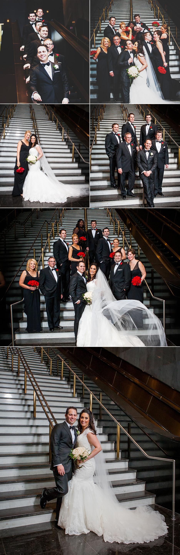 Fantastic Loews Hotel Philadelphia Wedding Photos
